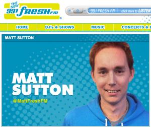991 Fresh FM