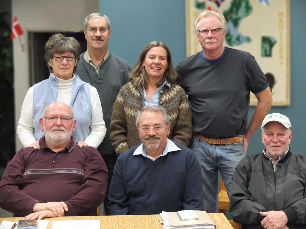 DUCW Board members for 2015